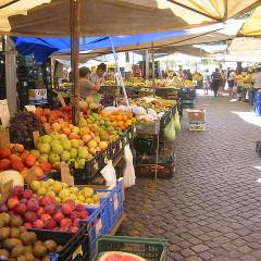 """Frutta e verdura contro il """"Food Desert"""""""